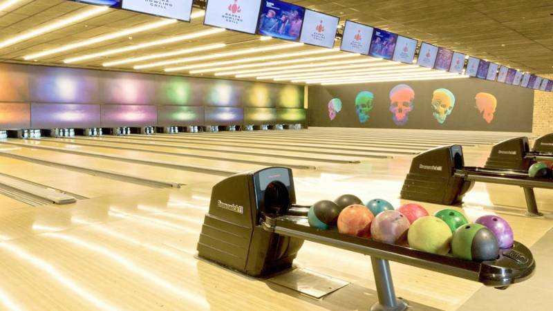 Barra Bowling & Grill