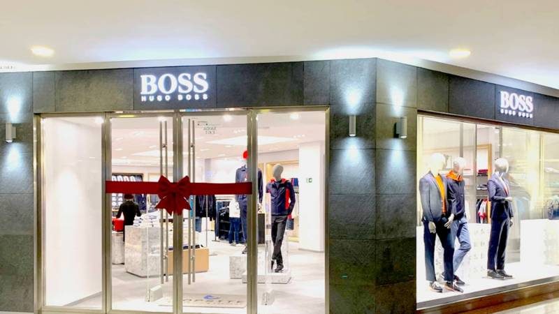 Hugo Boss Morumbi Shopping