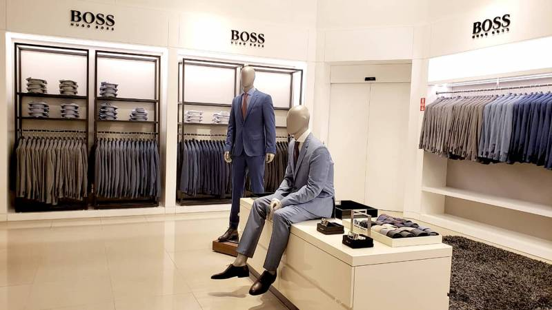 Hugo Boss Miami Store