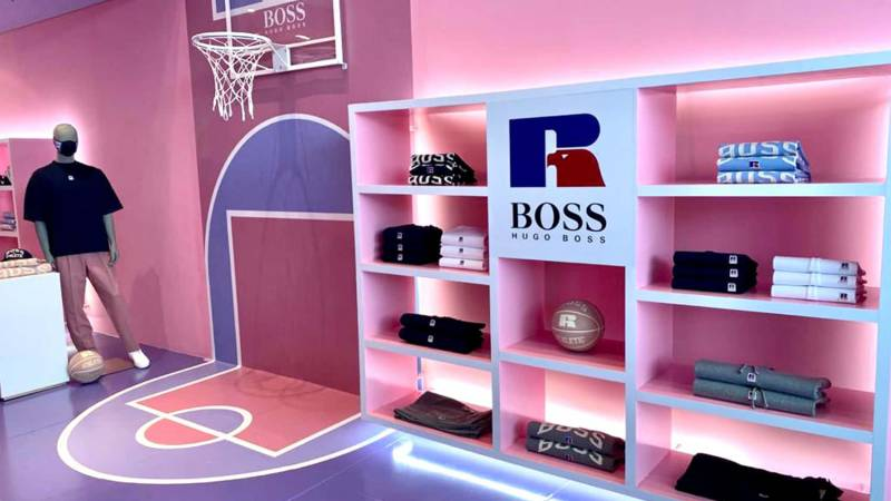 Hugo Boss Russell Athletic