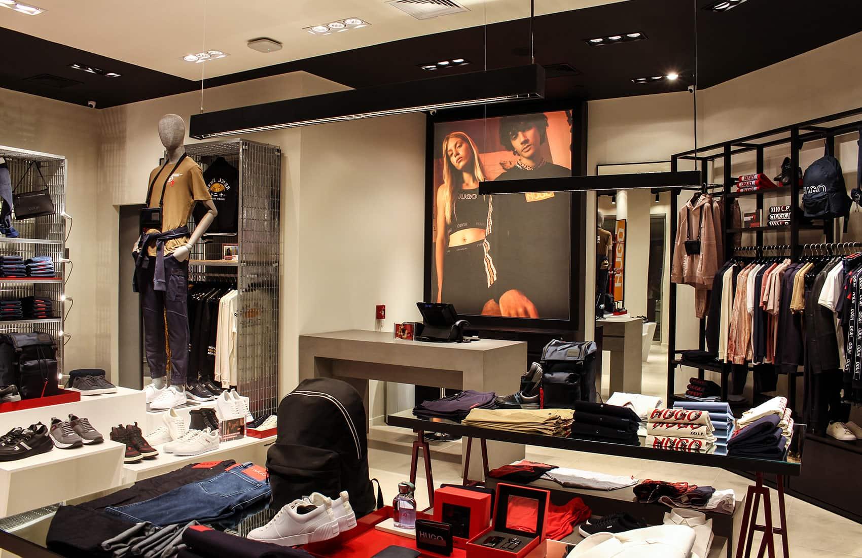 Hugo Store Morumbi Shopping 01