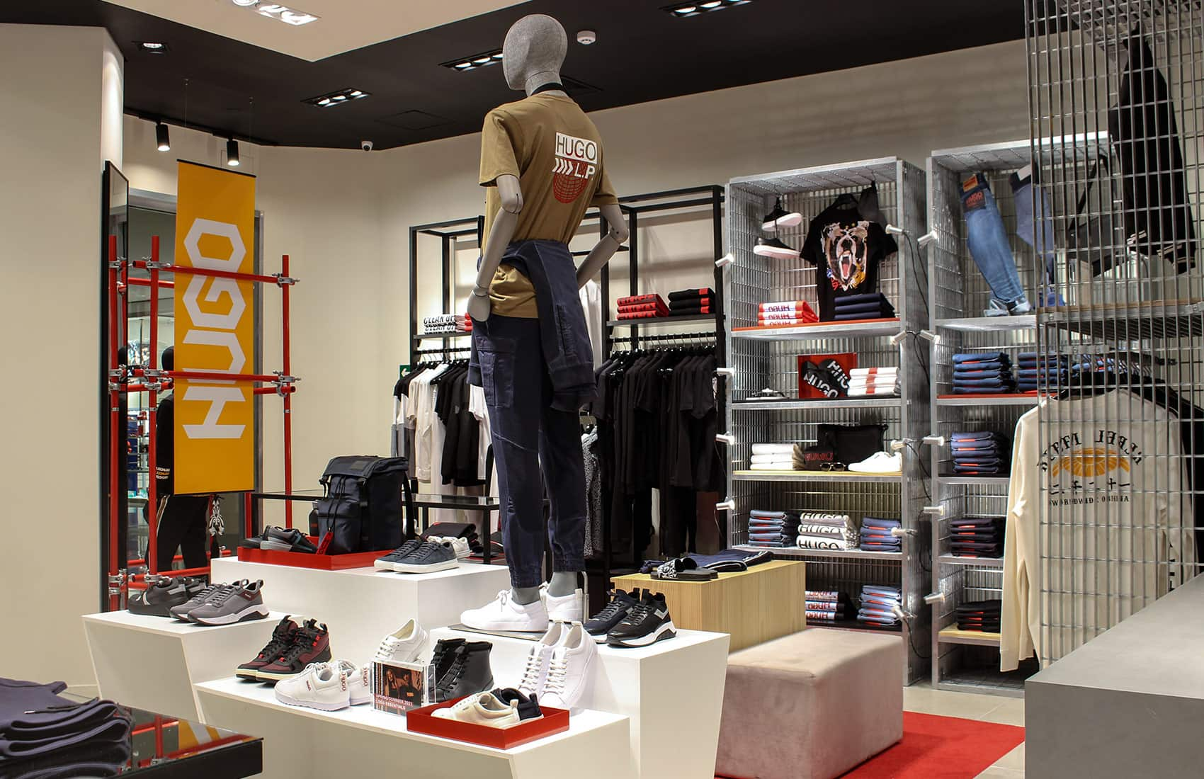 Hugo Store Morumbi Shopping 04