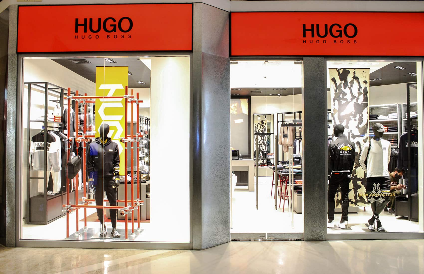 Hugo Store Morumbi Shopping 05